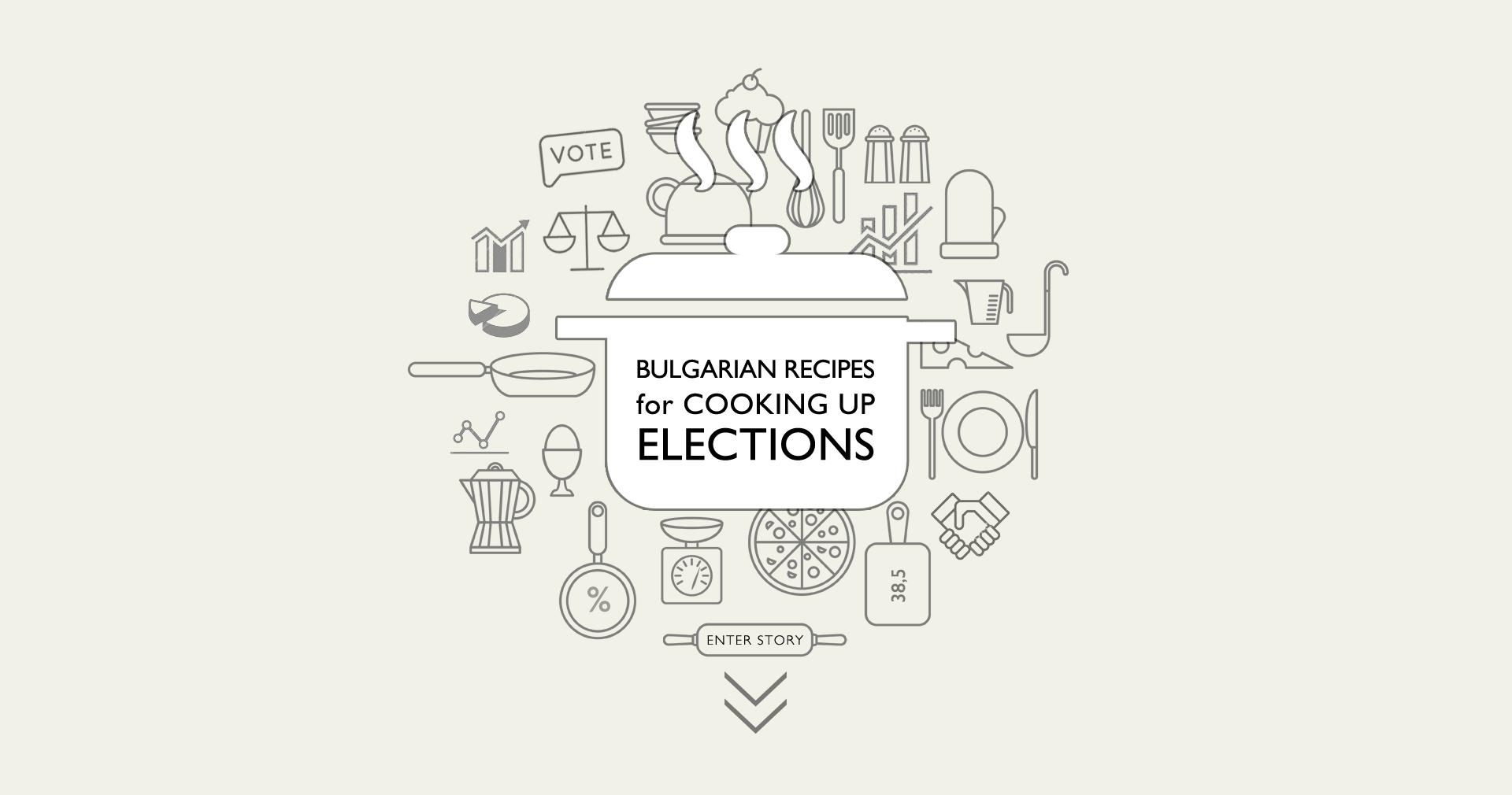 Election Recipes_front page image